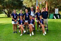 Nuevo triunfo por equipos para Andrea Revuelta en el Campeonato de España de Federaciones Autonómicas sub-18
