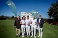 La pareja formada por Manuel Álvarez-Sala y Emilia Basa se hace con el IV Trofeo Caser Croquet GC